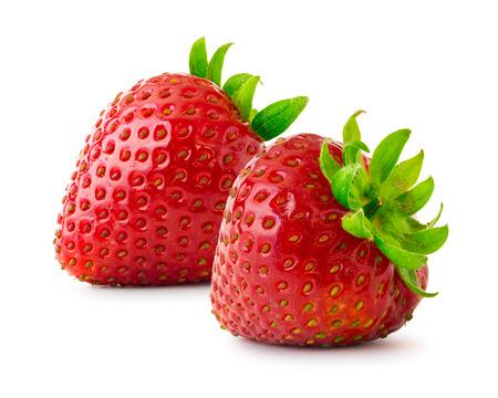 Erdbeeren Standard-Bild - 44180019