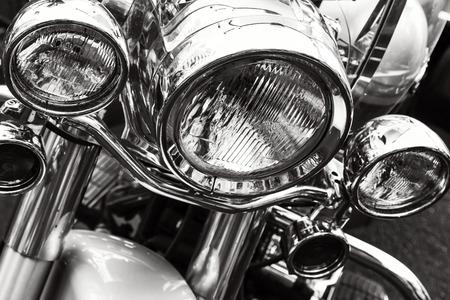 Motorcycle Stockfoto
