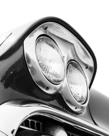 headlights: Classic car headlights