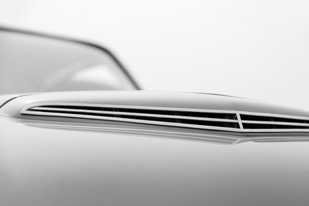 motor cars: Classic car Stock Photo