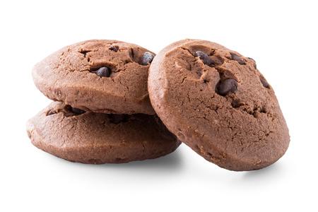 galletas: Galletas de chocolate