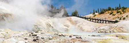 national park: Lassen Volcanic National Park