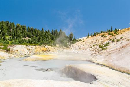 volcanic: Lassen Volcanic National Park