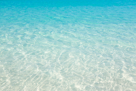 Tropical beach water background Banque d'images