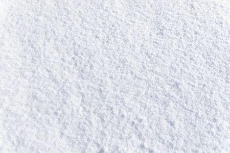 white snow powder background