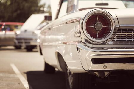 old vintage car Stock Photo