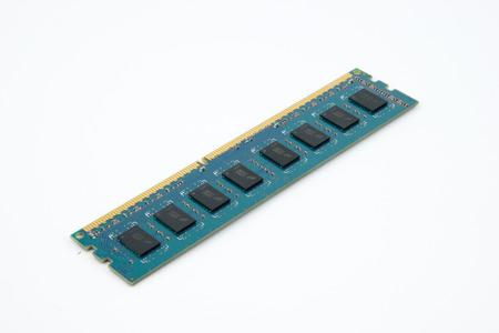 PC Computer RAM-geheugenmodule Stockfoto