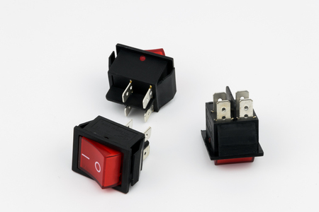 AC Electric Switch Buttons