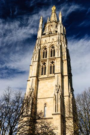 Tour Pey-Berland campanile, Bordeaux, France