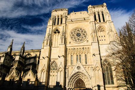 Saint Andrews cathedral, Bordeaux, France