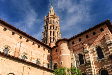 Basilica of Saint Sernin, Toulouse, France