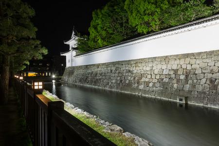 Nijo Castle (Nijo-jo), Kyoto, Japan. Built in 1603 and completed in 1626. Residence of the first Tokugawa Shogun Ieyasu. 写真素材 - 124999156