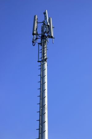 conection: Phone mast