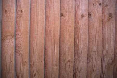 A wooden fence background