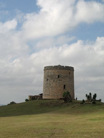 old castle Stock Photo - 2887087