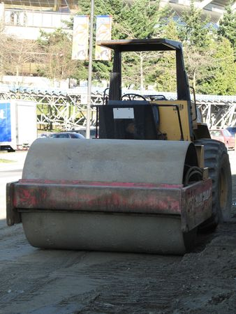 roller: steam roller