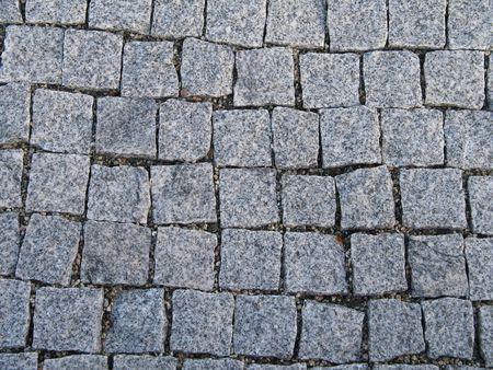 square: grey square bricks background