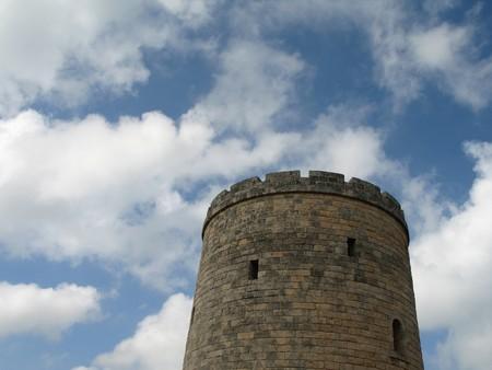 castle Stock Photo - 4028684