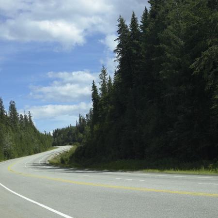 engineer's: Winding road
