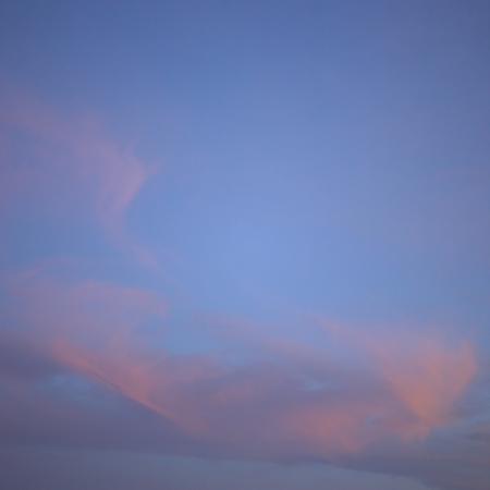 body dimensions: pink and blue sky