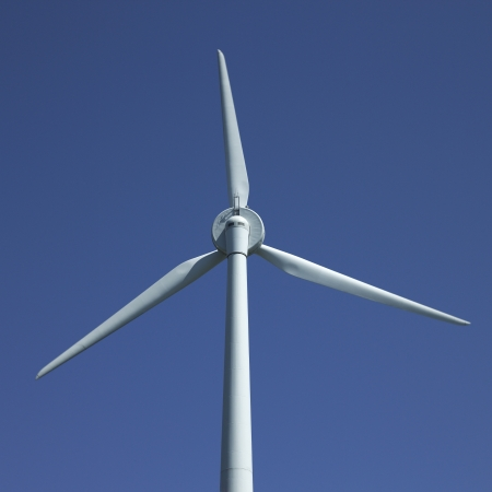 Wind turbine Stock Photo - 18035647
