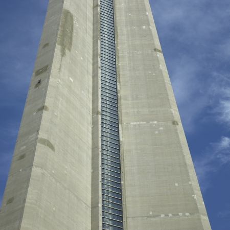 Concrete tower Stock Photo - 18097463