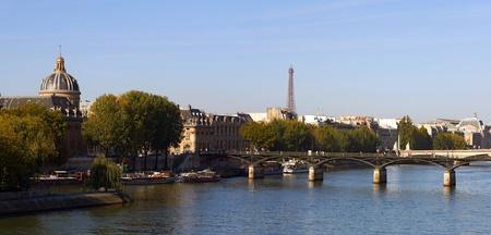 Panoramic view of Paris, France photo