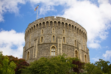 Windsor Tower, UK Stock Photo - 10700030