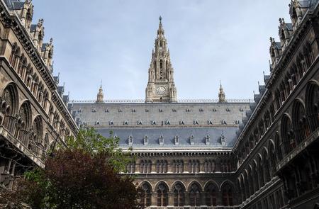 rathaus: City Hall of Vienna (Rathaus), Austria