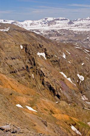 hillside: Eroding Hillside