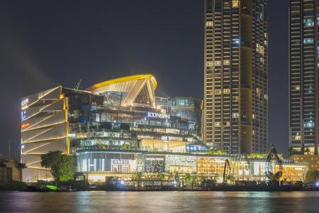 Bangkok / Thailand - November 20, 2018: Grand Opening ICONSIAM 新聞圖片