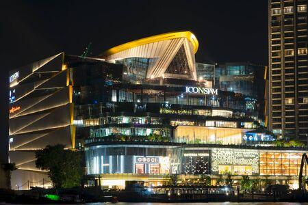 Bangkok / Thailand - November 9 2018: Grand Opening ICONSIAM