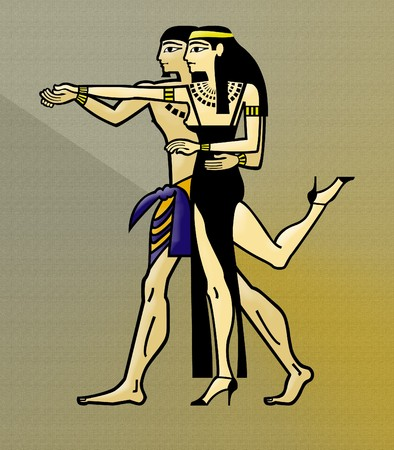 Ancient Egyptian Celebration
