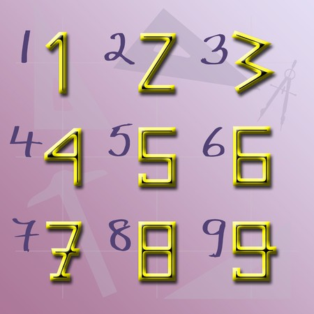 origin: The Origin of Arabic Numbers (Theory 1)