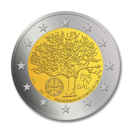 special edition: Portuguese 2 euro coin special edition