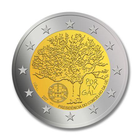 special edition: Portuguese 2 euro coin special edition
