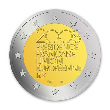 special edition: French 2 Euro Coin (2008 Special Edition)