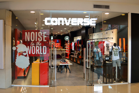 Converse fashion wear in Gaisano Mall is one of the most fashionable foot and casual wear for youth around the world.