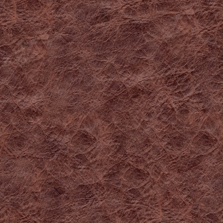 rudy: Seamless texture of natural brown crumpled skin. Stock Photo