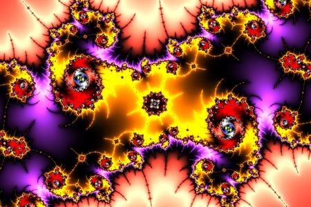 fractal genese Stock Photo - 11991561