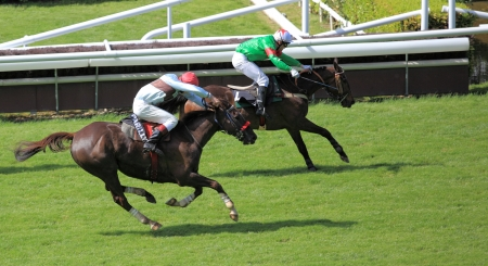 horse racing Editorial