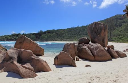 anse cocos beach photo