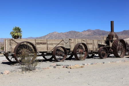 reg: old train Stock Photo