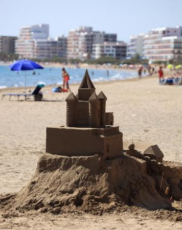 chateau de sable: Ch?teau de sable