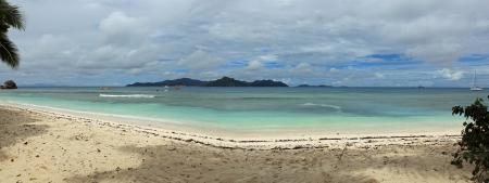 anse source d argent: seychelles beach Stock Photo