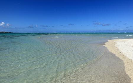 beach of mautitius