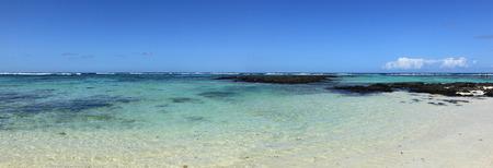 beach of mauritius