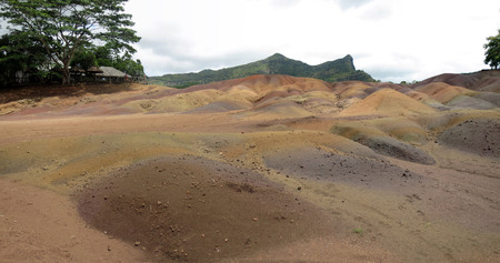 land of 7 colors to island maurice