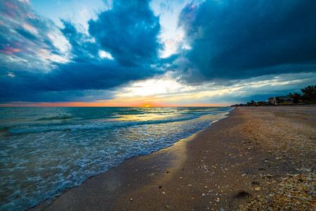 エングルウッド フロリダ サンセット