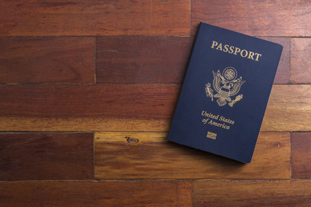 One Single American Passport